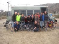 CELP Bike Trip Team